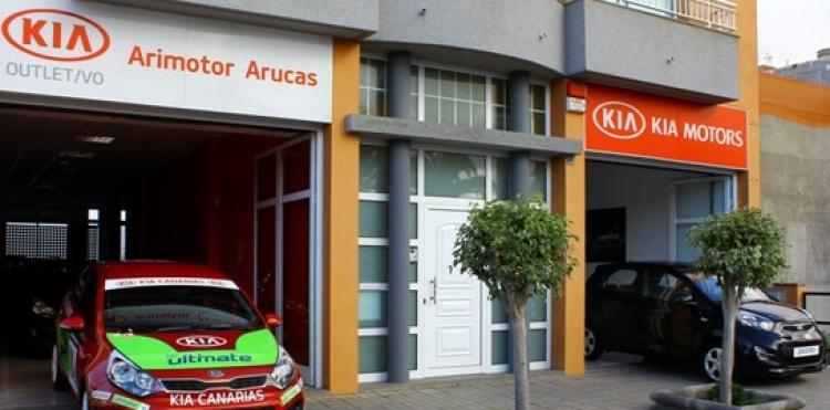 KIA se expande por el norte de Gran Canaria con Arimotor Arucas