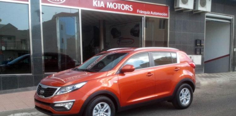 Nuevo agente en Fuerteventura: Fránquiz Automoción abre hoy sus puertas