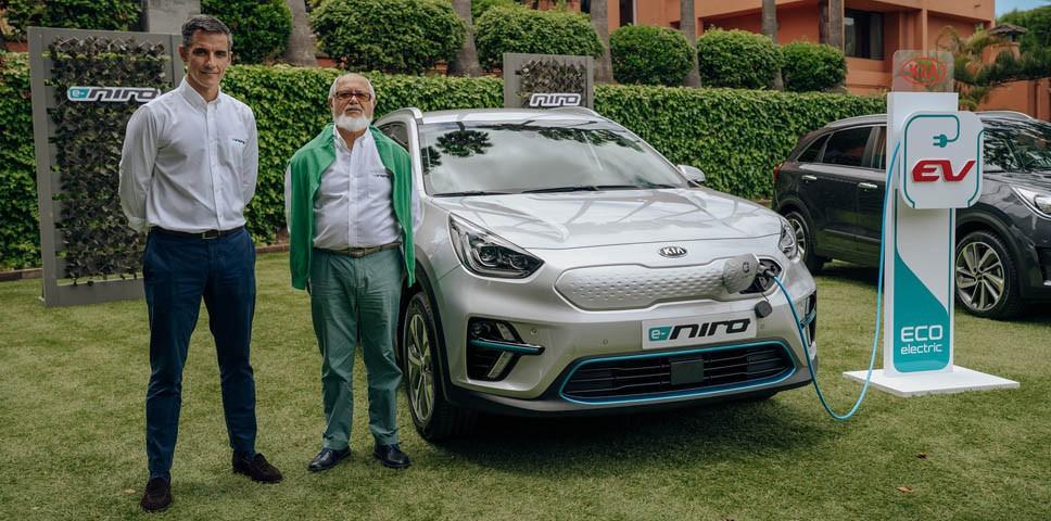 El nuevo Kia e-Niro, ya en Canarias