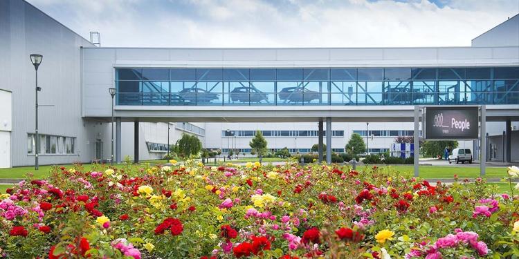 Kia amplía los espacios verdes alrededor de sus plantas de producción
