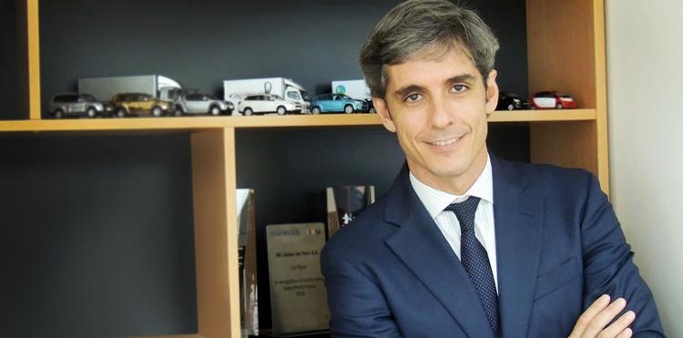 Jorge González, nuevo director general de Kia Canarias