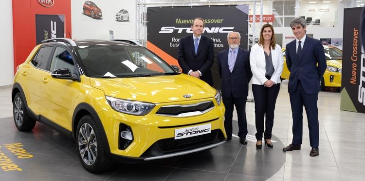 Presentación oficial del nuevo Kia Stonic: Rompe con la rutina, busca nuevos caminos