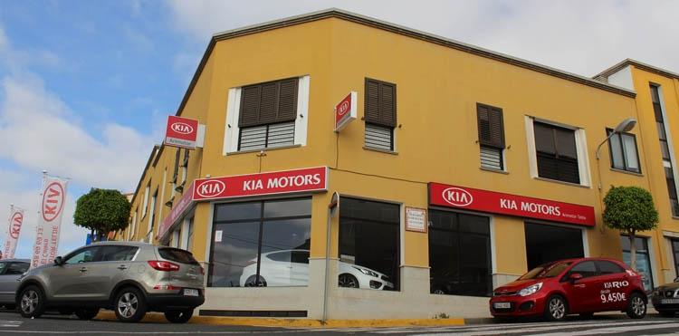 KIA Arimotor Telde, un año de expansión en el Este de Gran Canaria