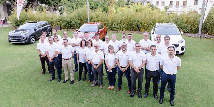 Kia Canarias celebró su convención anual en Tenerife