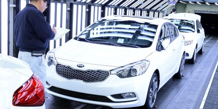 Kia Motors mantiene su buena marcha en el mercado global