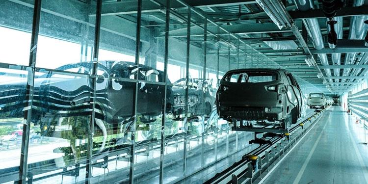 Kia reduce el impacto medioambiental en la producción de sus vehículos