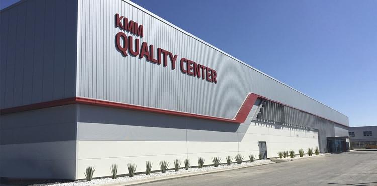 Kia Motors inaugura nuevas instalaciones de producción en México