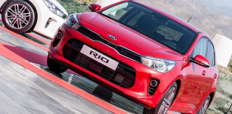 Kia Rio, nominado a 'Mejor coche de Canarias'